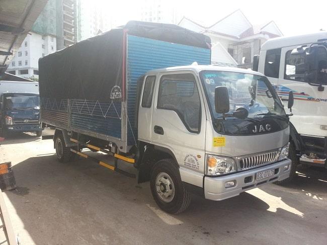 Xe tải Jac HFC1083K1 - Thùng Bạt