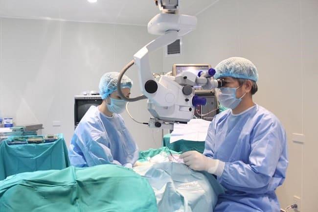 Bệnh viện mắt quốc tế Nhật Bản - 1