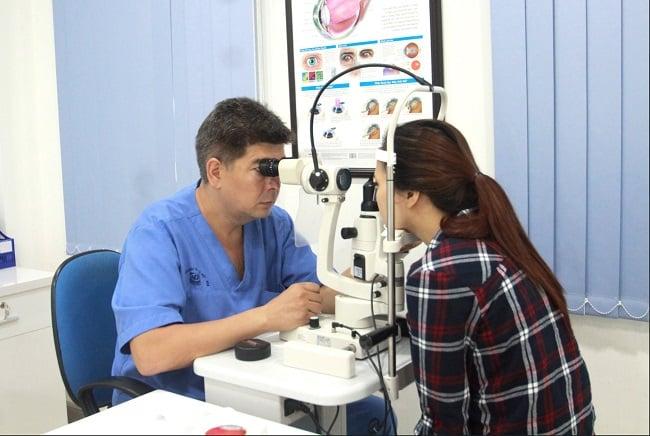 Bệnh viện mắt quốc tế TPHCM