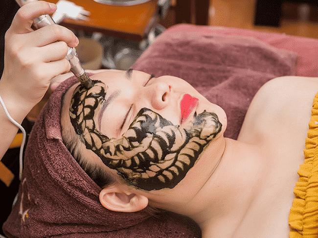 Chăm sóc da sau khi cấy tảo xoắn