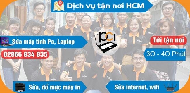 Công ty PCI