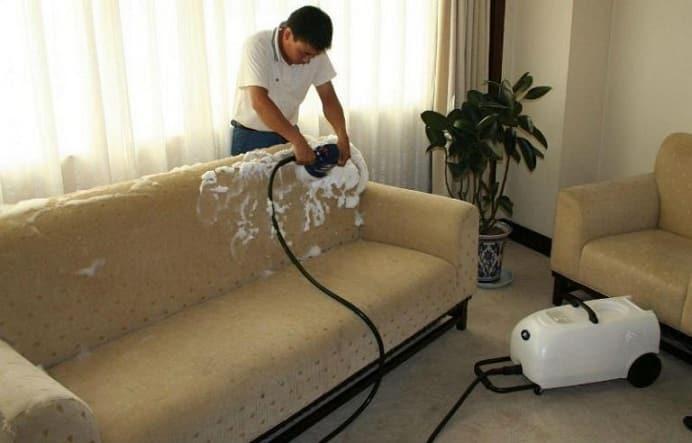 Dịch vụ giặt ghế sofa | Vệ Sinh Hảo Tâm