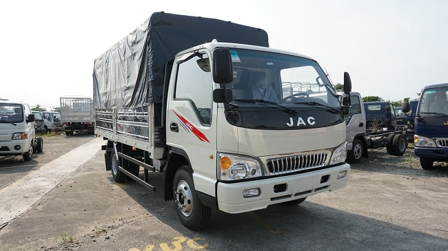 Định mức tiêu hao nhiên liệu xe tải