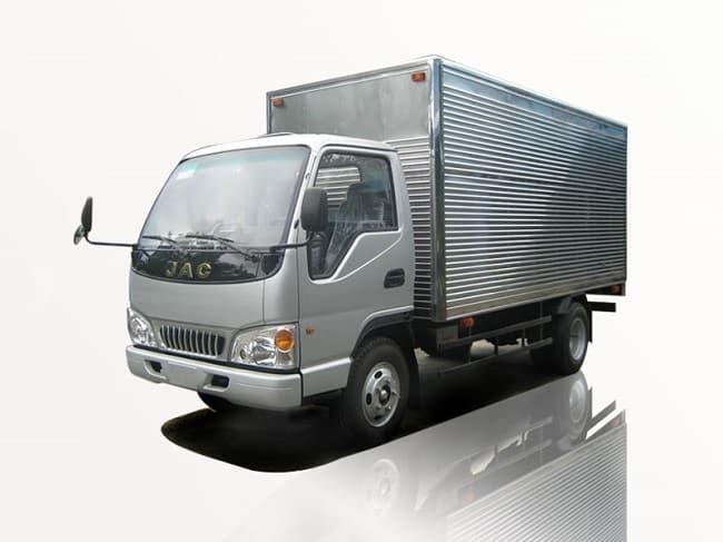 Giá xe tải 1.25 tấn Jac HFC1025