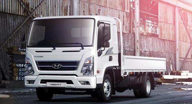 Giá xe tải 10 tấn Hyundai