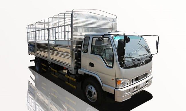 Giá xe tải 10 tấn Jac
