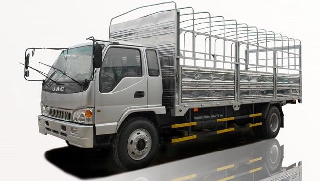 Giá xe tải 10 tấn