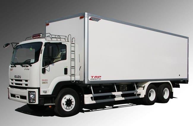 Giá xe tải 15 tấn Isuzu