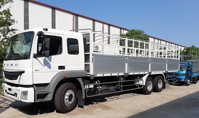 Giá xe tải 15 tấn Fuso
