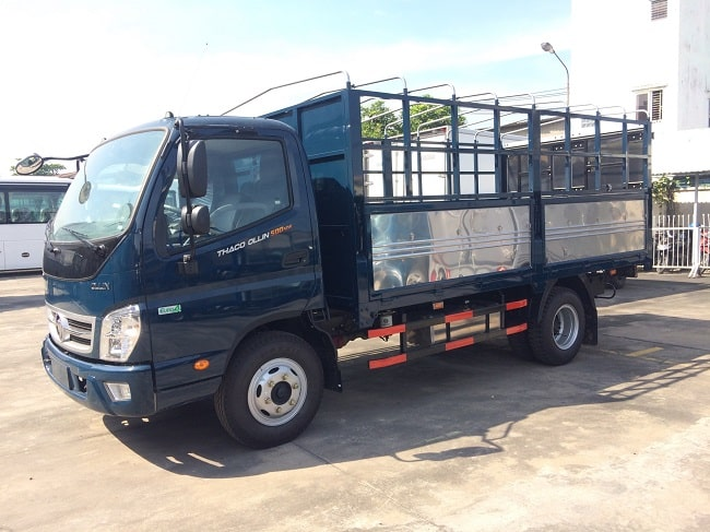 Giá xe tải Thaco Ollin 5 tấn