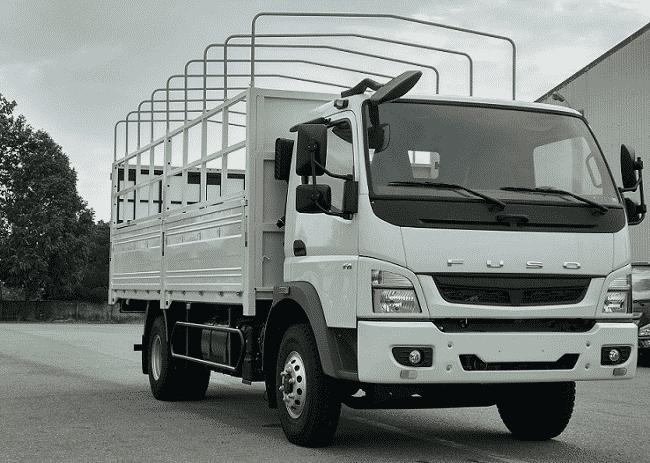 Giá xe tải 6 tấn Fuso