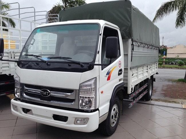Giá xe tải 6 tấn TMT