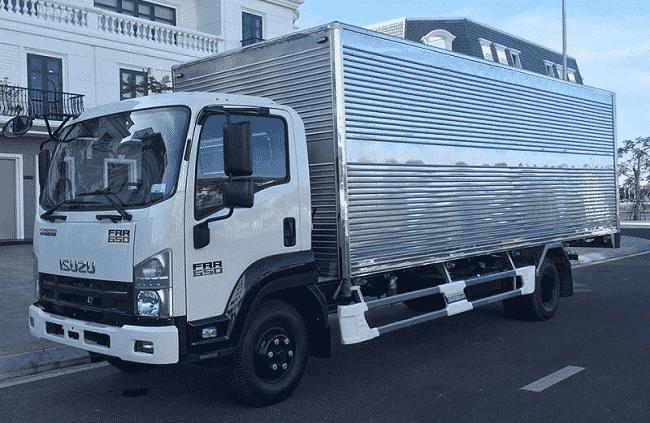Giá xe tải 6 tấn Isuzu