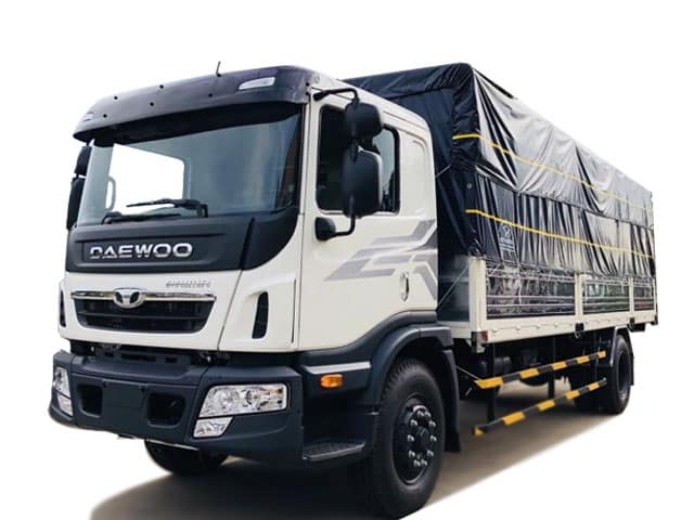Giá xe tải Daewoo
