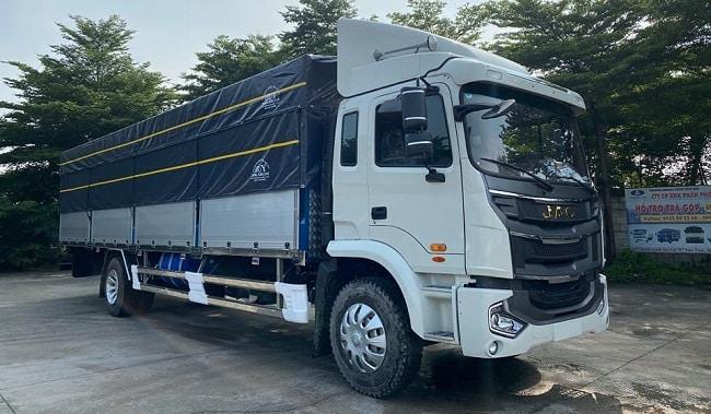 Giá xe tải 9 tấn Jac