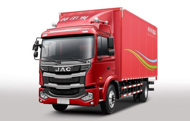 Giá xe tải 9 tấn