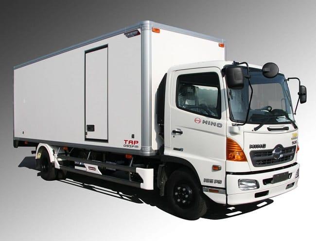 Giá xe tải 9 tấn Hino
