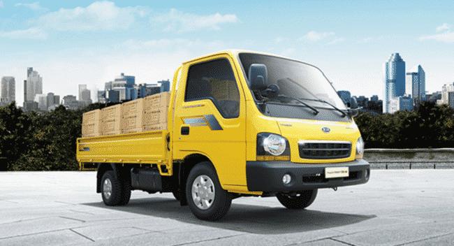 Giá xe tải Thaco Frontier