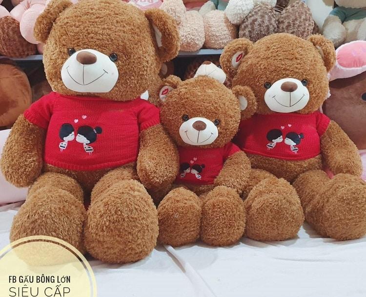 Shop gấu bông lớn siêu cấp