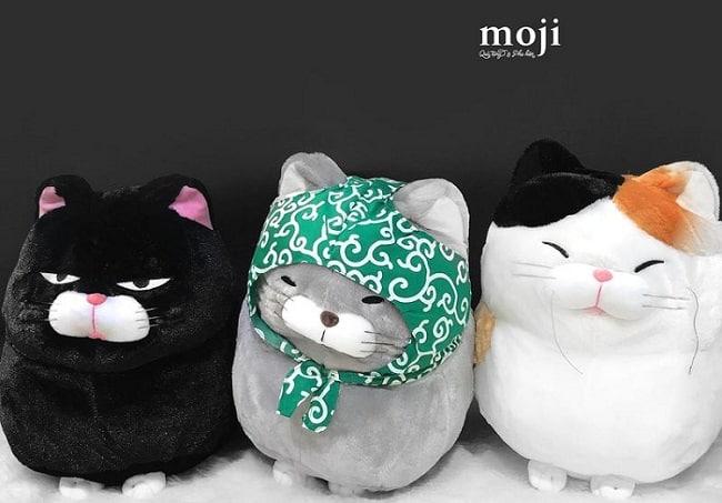 Shop gấu bông Moji
