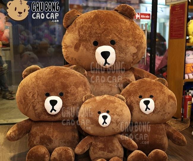 Shop gấu bông tại TPHCM - gaubongcaocap
