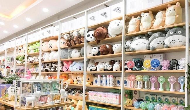 Shop gấu bông tại TPHCM Totoro