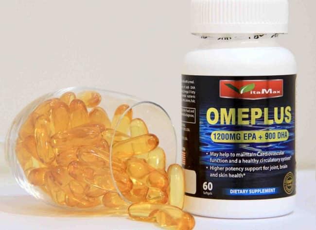 Viên uống chống đột quỵ OmePlus