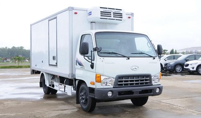 Xe tải 10 tấn Thaco