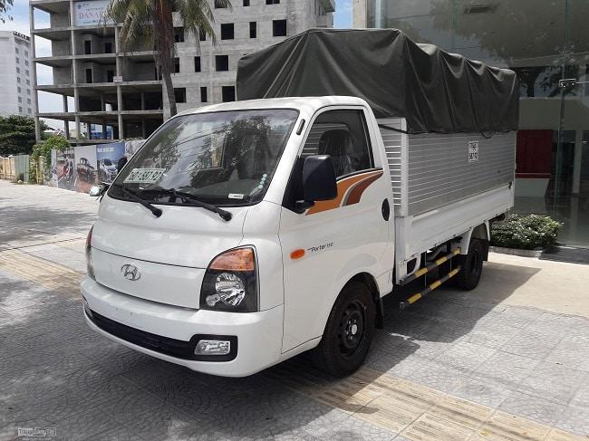 Xe tải 1 tấn Hyundai New Porter 150