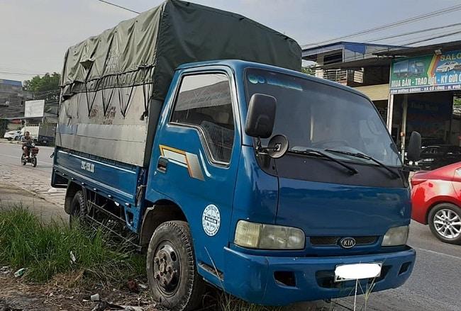 Xe tải 1.4 tấn Kia K3000S
