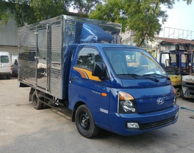 Xe tải 1.4 tấn Hyundai H150