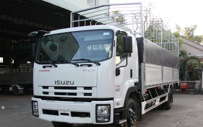 Xe tải 10 tấn Isuzu