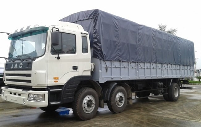 Xe tải 10 tấn Jac