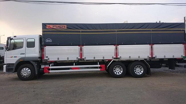 Xe tải 15 tấn Fuso