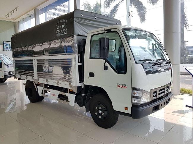 Xe tải 2 tấn Isuzu QKR77HE4A