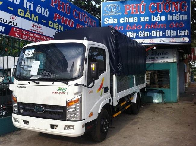 Xe tải 2 tấn Veam VT200