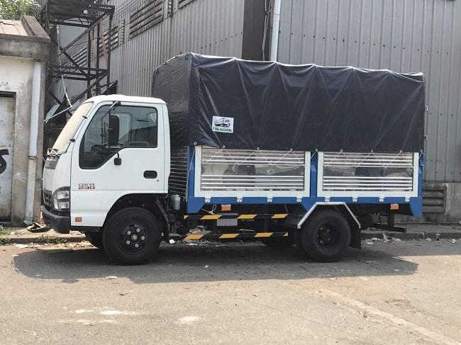 Xe tải 2.4 tấn Isuzu