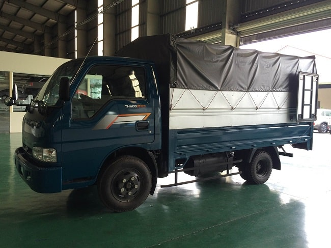 Xe tải 2.4 tấn Thaco
