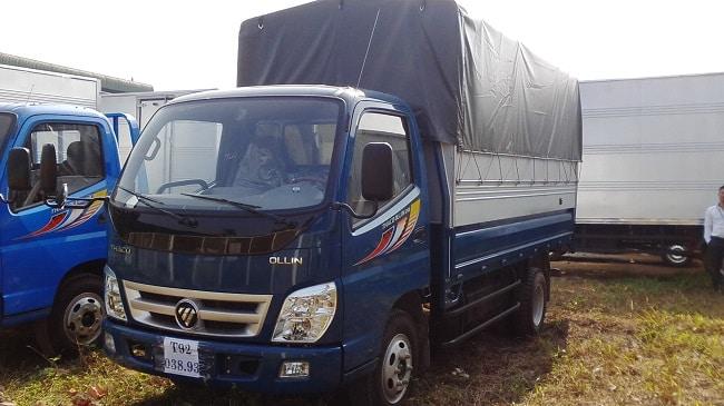 Xe tải 2.5 Thaco
