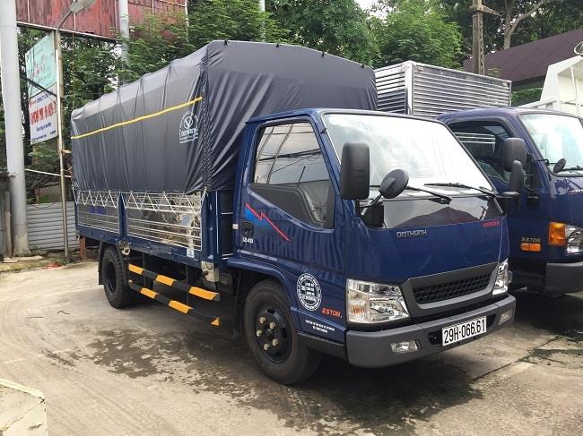 Xe tải 2.5 tấn Dothanh IZ49