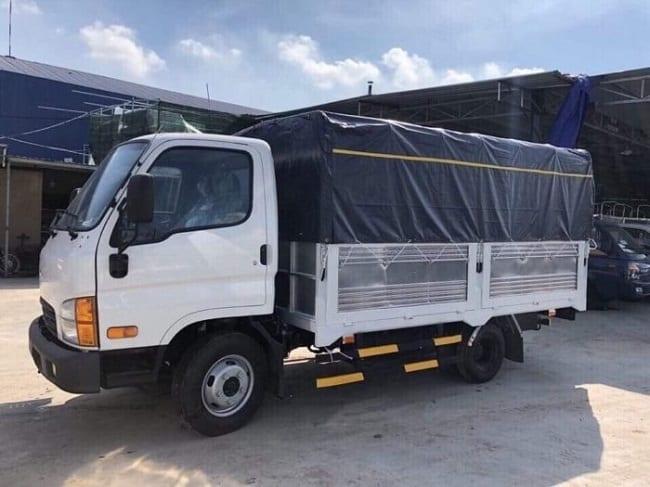 Xe tải 2.5 tấn Hyundai N250