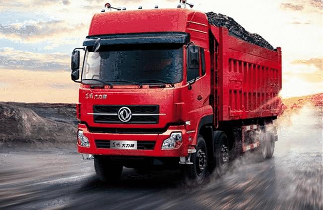 Xe tải 25 tấn Dongfeng