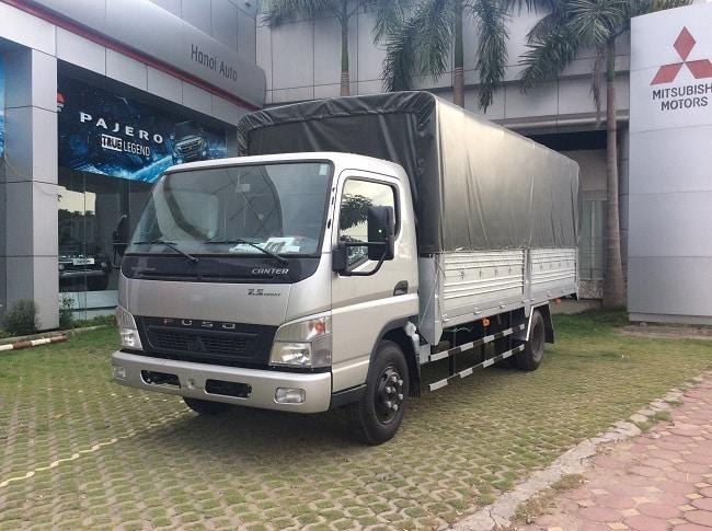 Xe tải 3 tấn Fuso