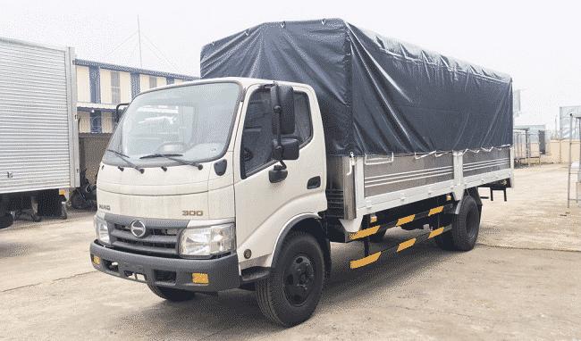 Xe tải 3.5 tấn Hino