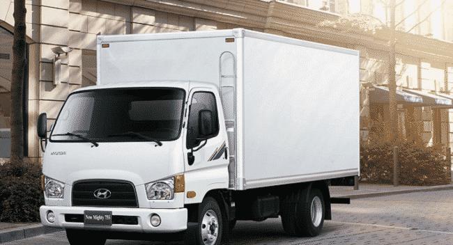 Xe tải 3.5 tấn Hyundai