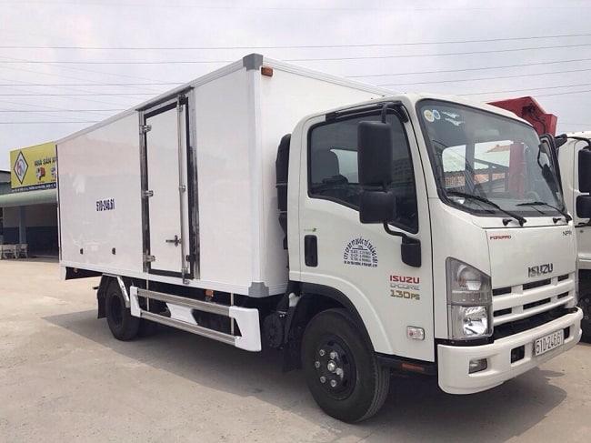 Xe tải 3.5 tấn Isuzu