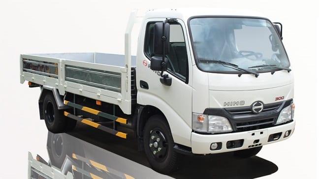 Xe tải 4 tấn Hino