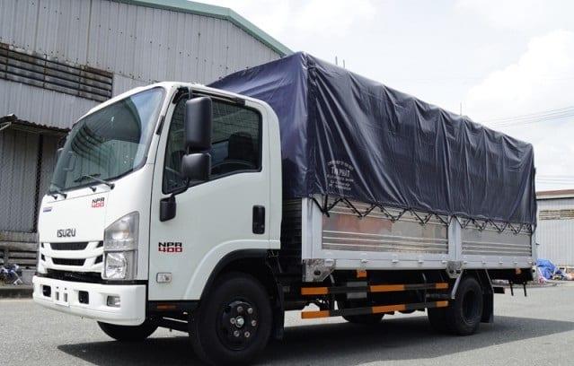 Xe tải 4 tấn Isuzu