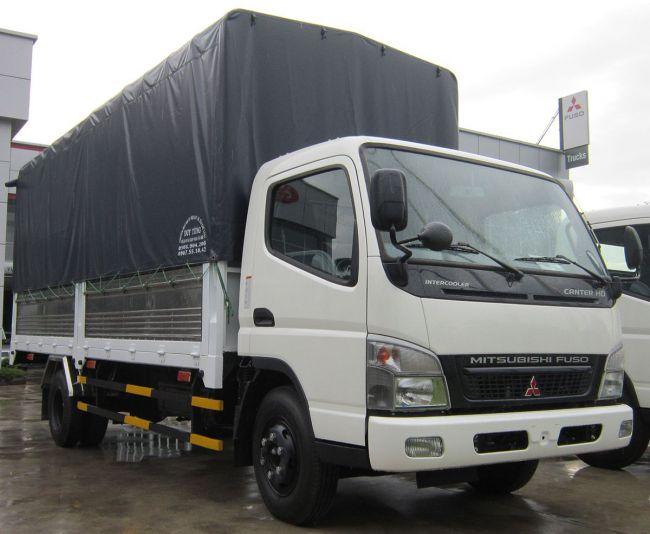 Xe tải 5 tấn Fuso Canter 8.2HD
