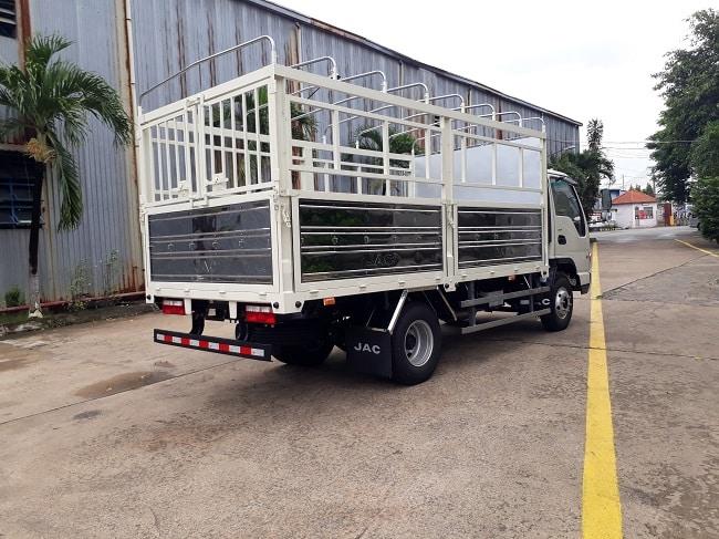 Xe tải 5 tấn Jac N500